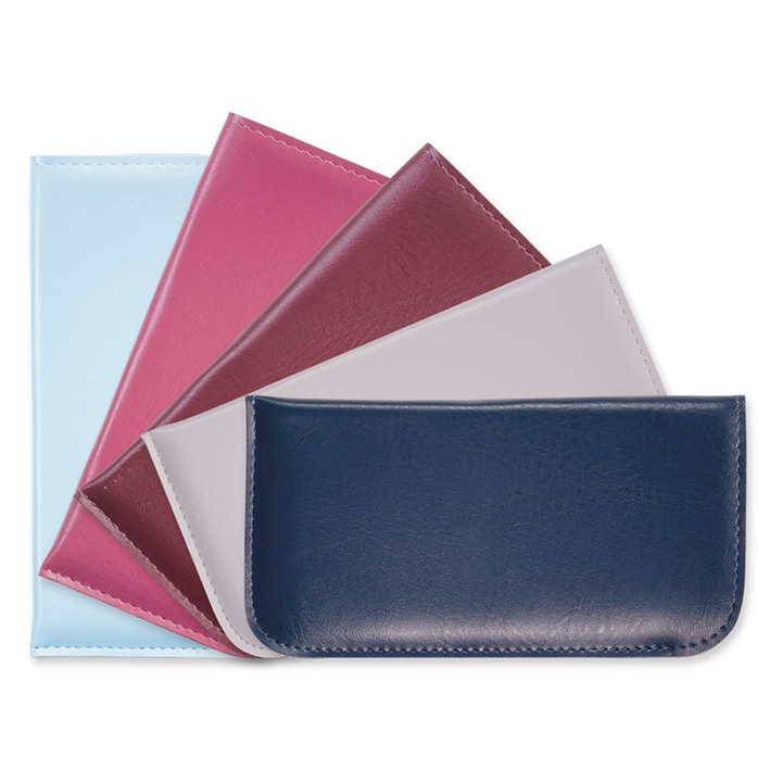 Eyeglass Cases, Soft Slip-in, assorted - ON SALE!
