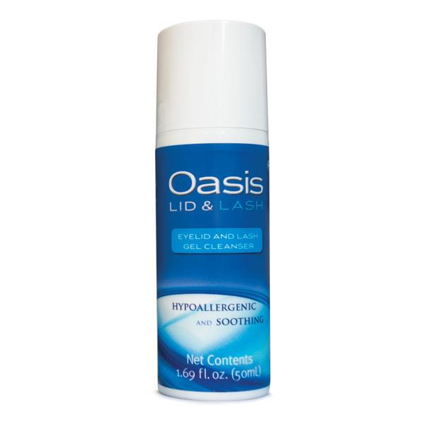 Lid and Lash Cleaner (Oasis)