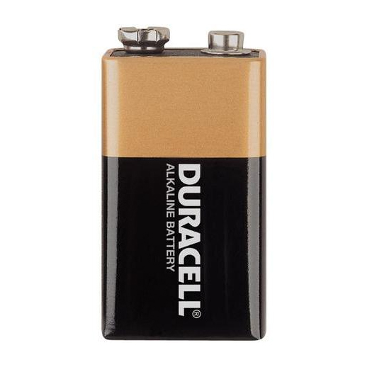 Duracell® 9V Batteries