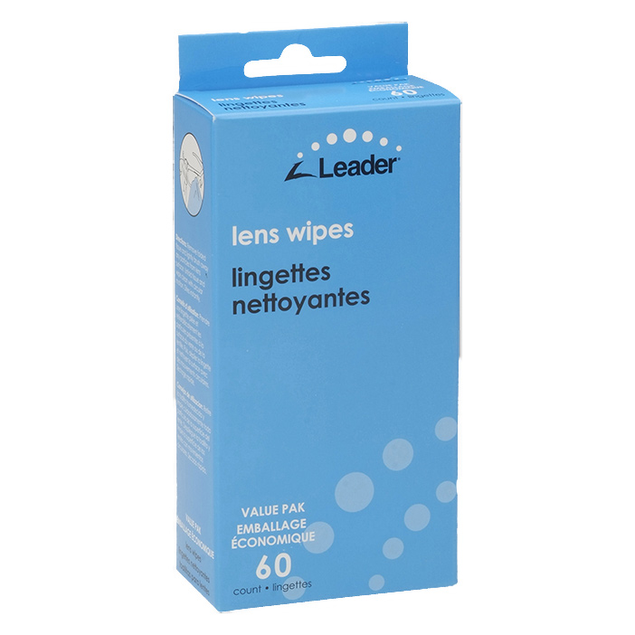 Leader Lens Wipes