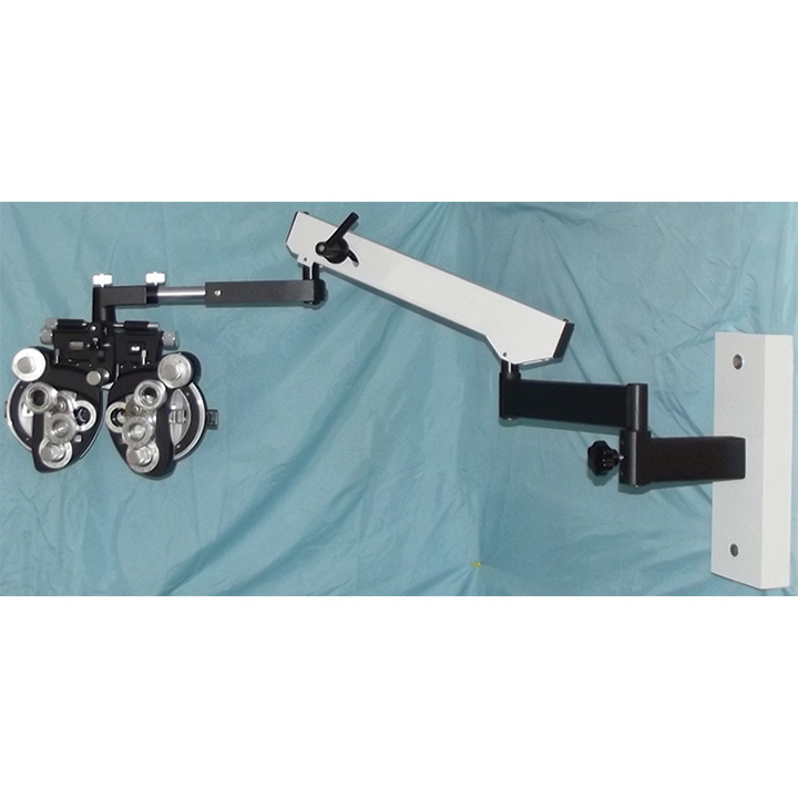 Wall Mount Phoropter Arm with Extension