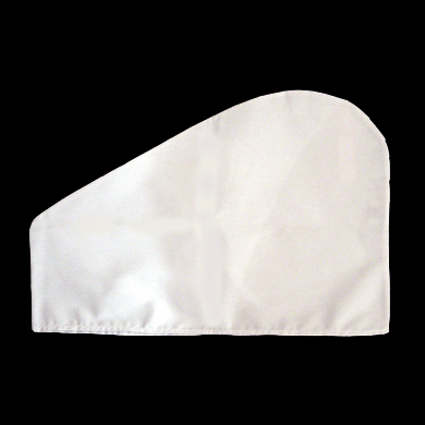 Slide Projector Dust Cover, White Cloth - ON SALE!