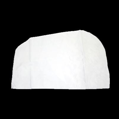 Auto-Projector Dust Cover, White Cloth