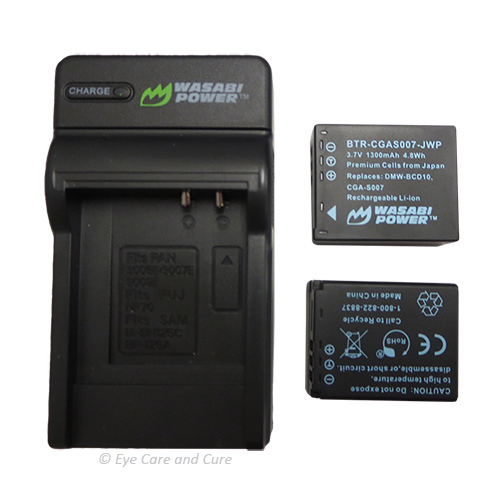 Battery and Charger Kit, EpiGlare