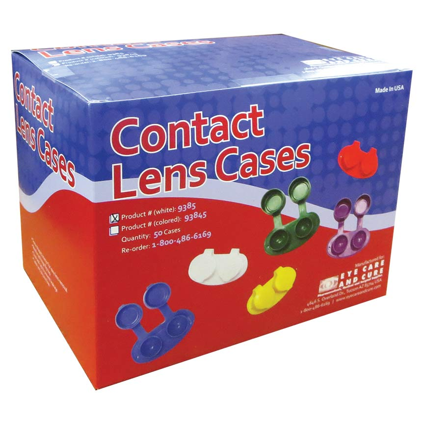 Contact Lens Cases & Accessories