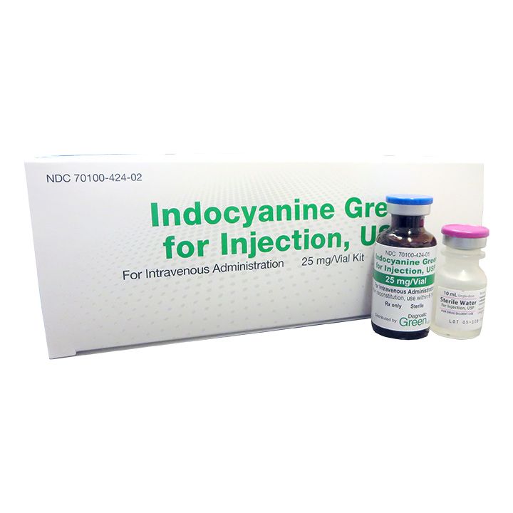 Indocyanine-Green, 6/pk