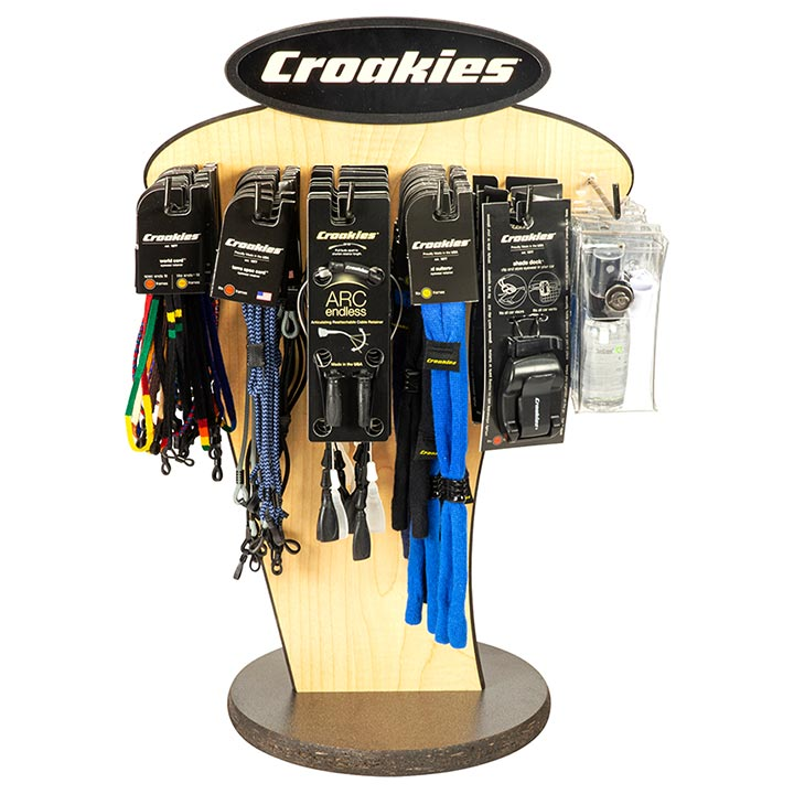 Croakies® Easy Starter 1-Sided Display Pre-Pack - ON SALE!