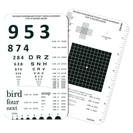 graphic about Children's Eye Chart Printable named Eyesight Tests