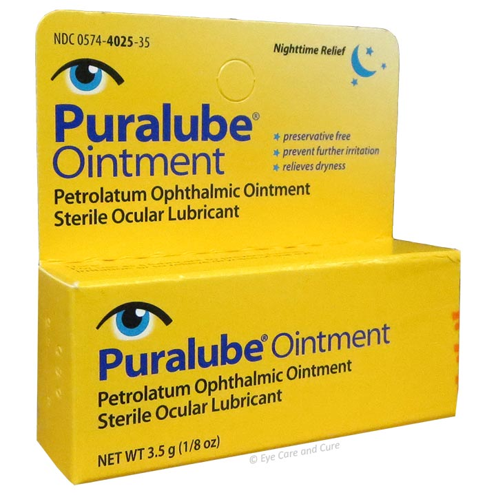 Puralube Ointment 3 5gr