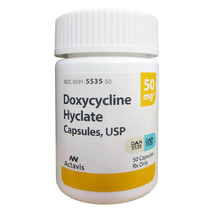Doxycycline precautions