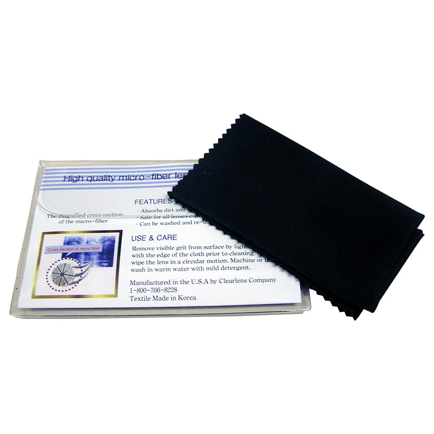 Deluxe Silky Cleaning Cloth (Clearlens)