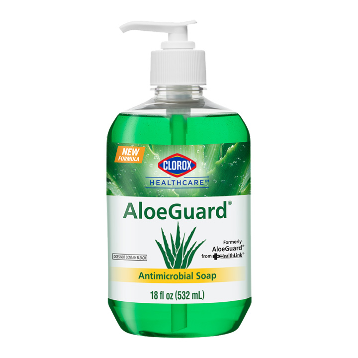Aloe Guard® Antimicrobial Soap