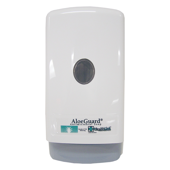 Aloe Guard® Antimicrobial Soap Wall Dispenser