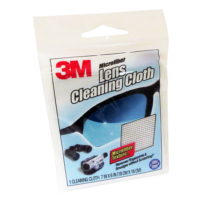 3m Microfiber Cleaning Cloth Price: Lens Accessories